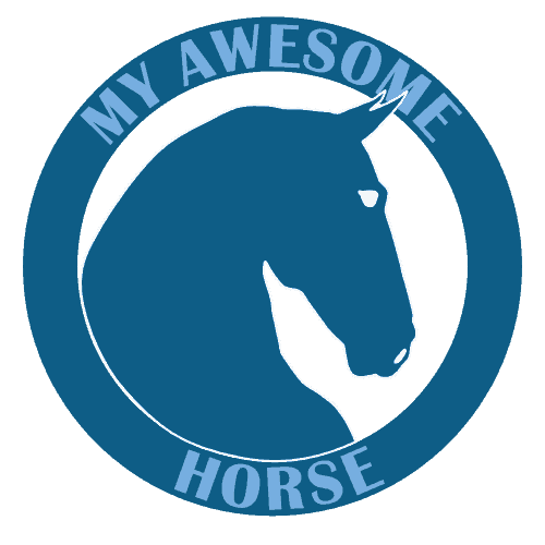 My Awesome Horse Logo